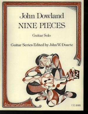 Dowland, J: Dowland Nine Pieces S.gtr