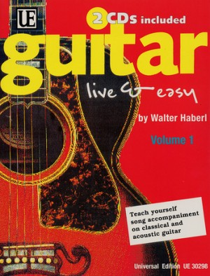Haberl, W: Haberl Live & Easy Vol.i Gtr Book Band 1