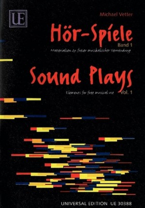 Vetter, M: Sound Plays Band 1