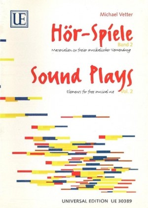 Vetter, M: Sound Plays Band 2