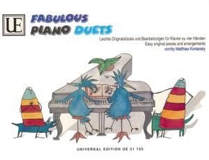 Kontarsky Fabulous Piano Duets
