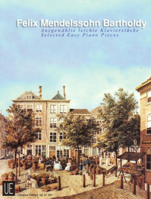 Mendelssohn: Selected Easy Piano Pieces