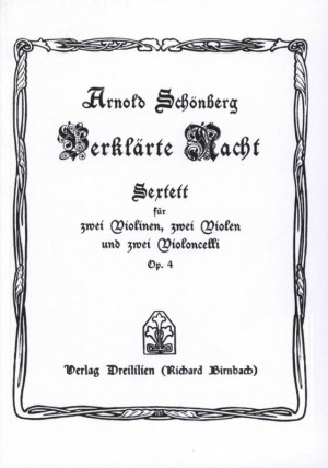 Schoenberg, A: Verklärte Nacht op. 4