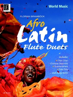 Afro-Latin Flute Duets