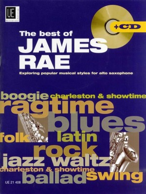 Rae, J: The Best of James Rae with CD