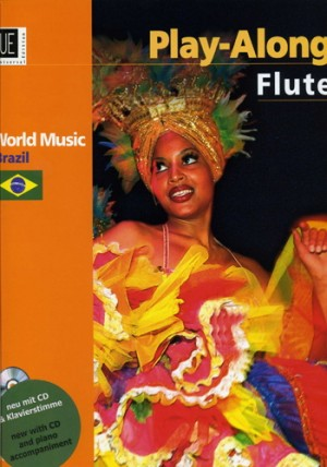 World Music - Brazil with CD