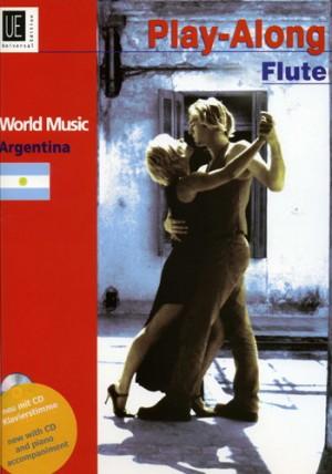 Collatti, D: World Music-Argentina with CD