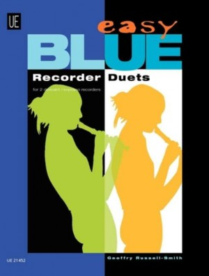 Russell-Smith, G: Easy Blue Recorder Duets