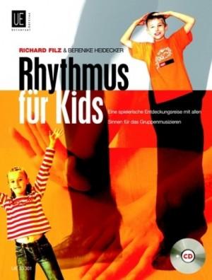 Filz, R: Rhythmus für Kids Band 1