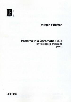 Feldman, M: Patterns in a Chromatic Field