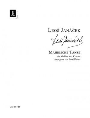 Janácek, L: Mährische Volkstänze