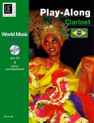 World Music- Brazil with CD