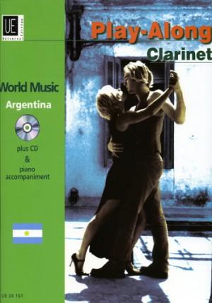 Collatti, D: World Music - Argentina with CD