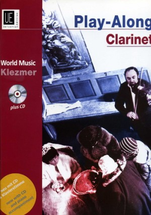 World Music - Klezmer with CD