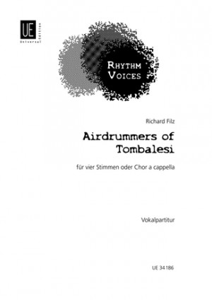 Filz, R: Airdrummers of Tombalesi