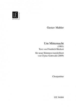 Mahler, G: Um Mitternacht