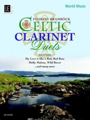 Celtic Clarinet Duets