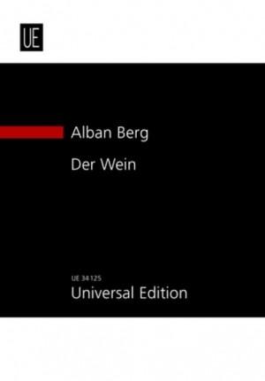 Berg, A: Der Wein