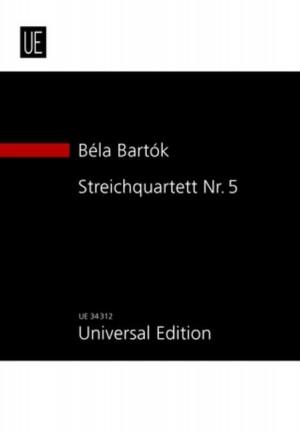 Bartok, B: String Quartet No. 5