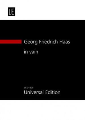 Haas, G F: in vain