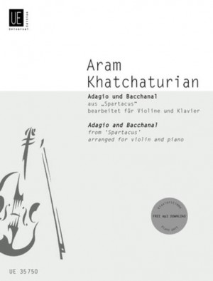 Khatchaturian, A: Adagio and Bacchanal from Spartacus