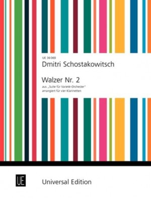 Shostakovich: Second Waltz from Suite for Variety Orchestra