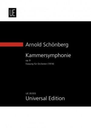 Schoenberg, A: Chamber Symphony No. 1 op. 9