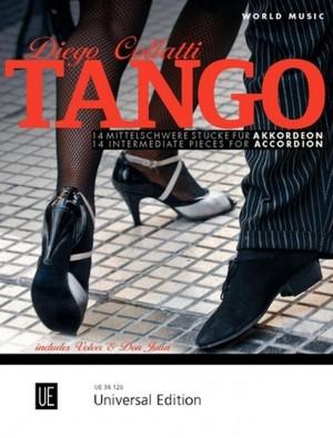 Collatti, D: Tango Accordion