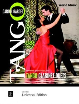 Gardel, C: Tango Clarinet Duets