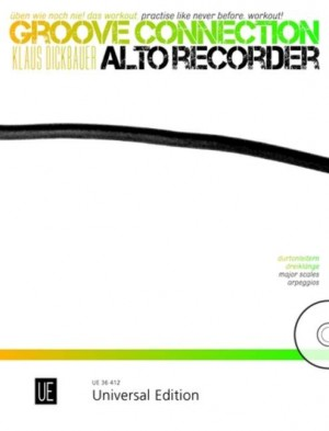 Dickbauer, K: Groove Connection – Alto Recorder