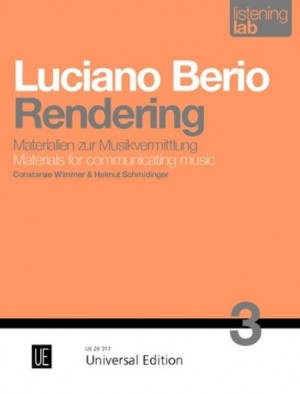 Luciano Berio: Rendering Band 3