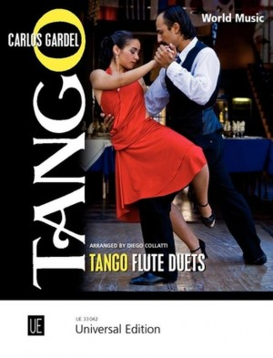 Gardel, C: Tango Flute Duets