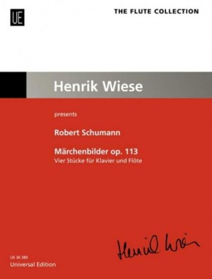 Schumann, R: Fairy-Tale Pictures op. 113