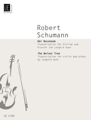 Schumann, R: The Walnut Tree (Der Nussbaum)