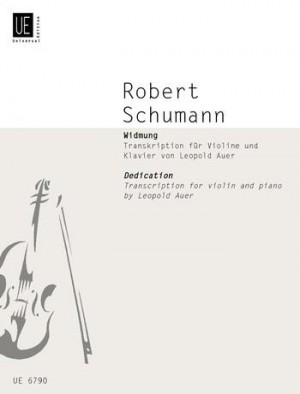Schumann, R: Dedication (Widmung)