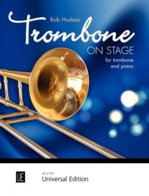 Hudson, R: Trombone On Stage