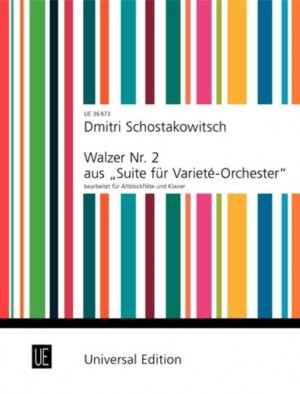 Shostakovich: Second Waltz