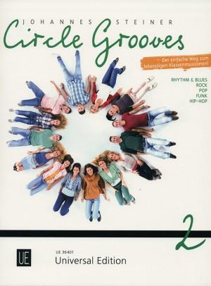 Steiner, J: Circle Grooves – Rhythm & Blues, Rock, Pop, Funk, Hip-Hop Band 2
