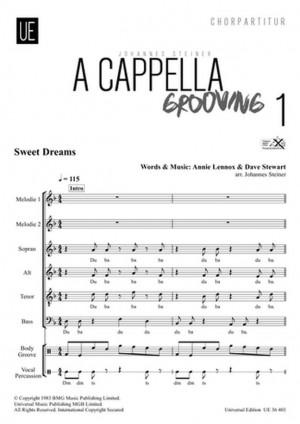 Steiner, J: A Cappella Grooving Band 1