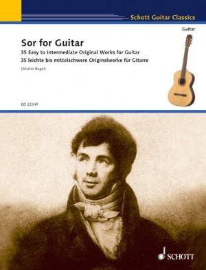 Sor, F: Sor for Guitar