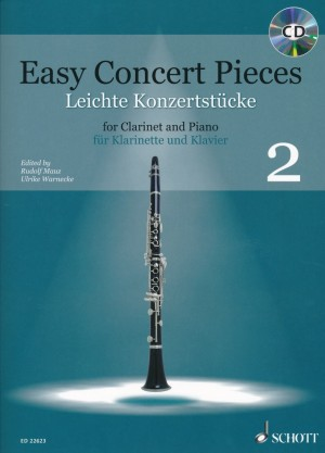 Easy Concert Pieces Band 2 Product Image
