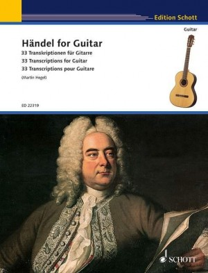 Handel, G F: Handel for Guitar