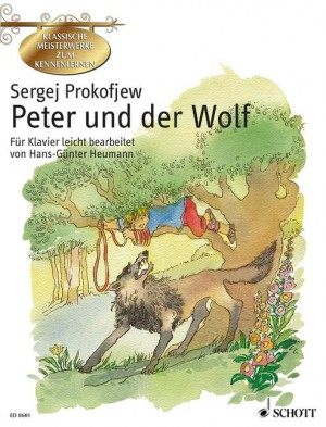 Prokofieff, S: Peter und der Wolf op. 67