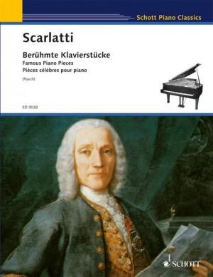 Scarlatti, D: Famous Piano Pieces