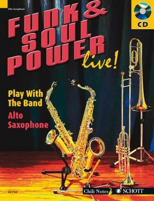 Dechert, G: Funk & Soul Power Alto Saxophone