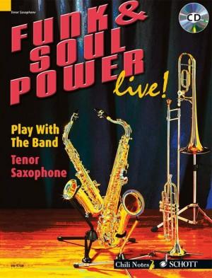 Dechert, G: Funk & Soul Power Tenor-Saxophone