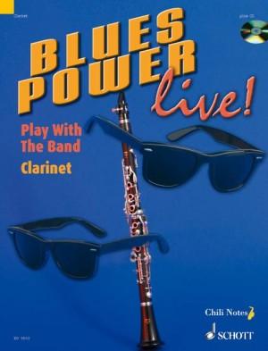 Dechert, G: Blues Power live!