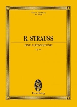 Strauss, R: Eine Alpensinfonie (An Alpine Symphony) op. 64 TrV 233