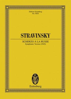 Stravinsky, I: Scherzo à la Russe