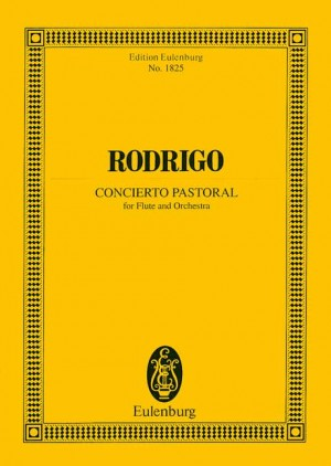 Rodrigo, J: Concierto pastoral